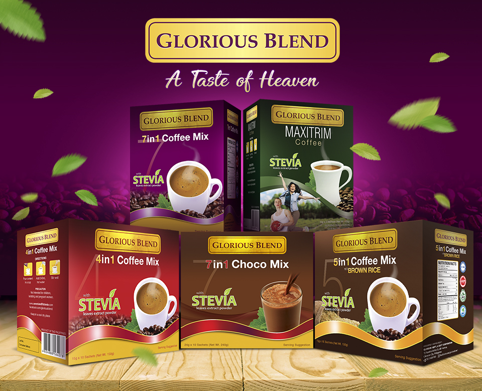 Glorious Blends Products